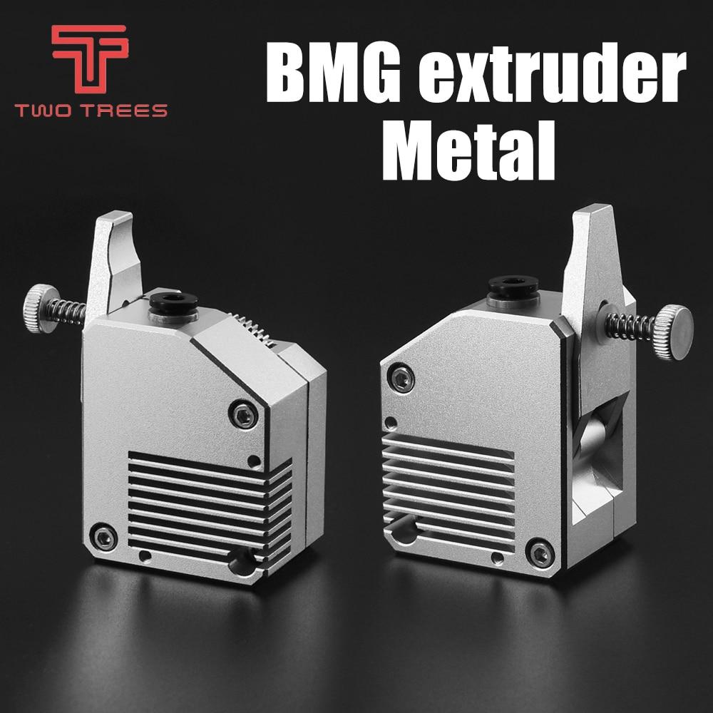 BMG جميع المعادن الطارد Btech Bowden Dual Drive ، مستنسخ أيمن لـ Wanhao D9 Creality CR10 Mk3 Ender 3 Pro Prusa I3 Anet E10
