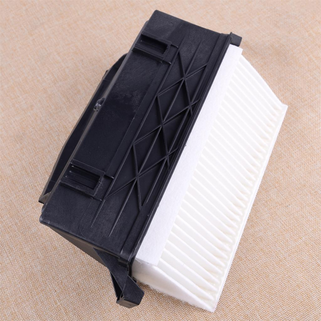 DWCX Right Air Filter Car Accessories Auto Interior Black Fit for MERCEDES-BENZ GL350 ML350 S350 6420942404 2012 2013 2014 2015