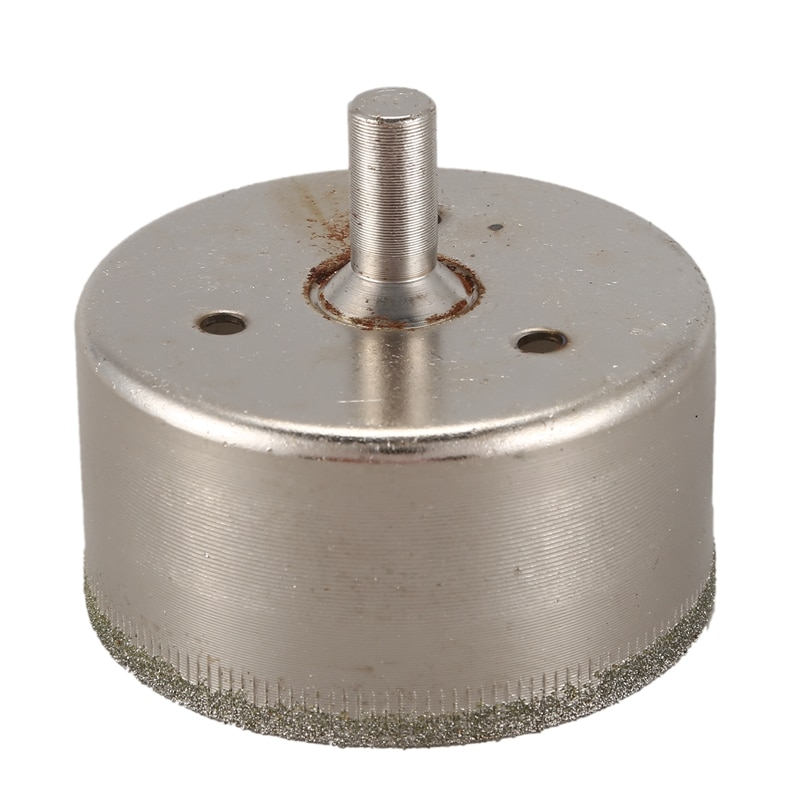 Diamond drill 60mm Diameter reamer Trepan broach for Ceramic Glass Sandstone Tile