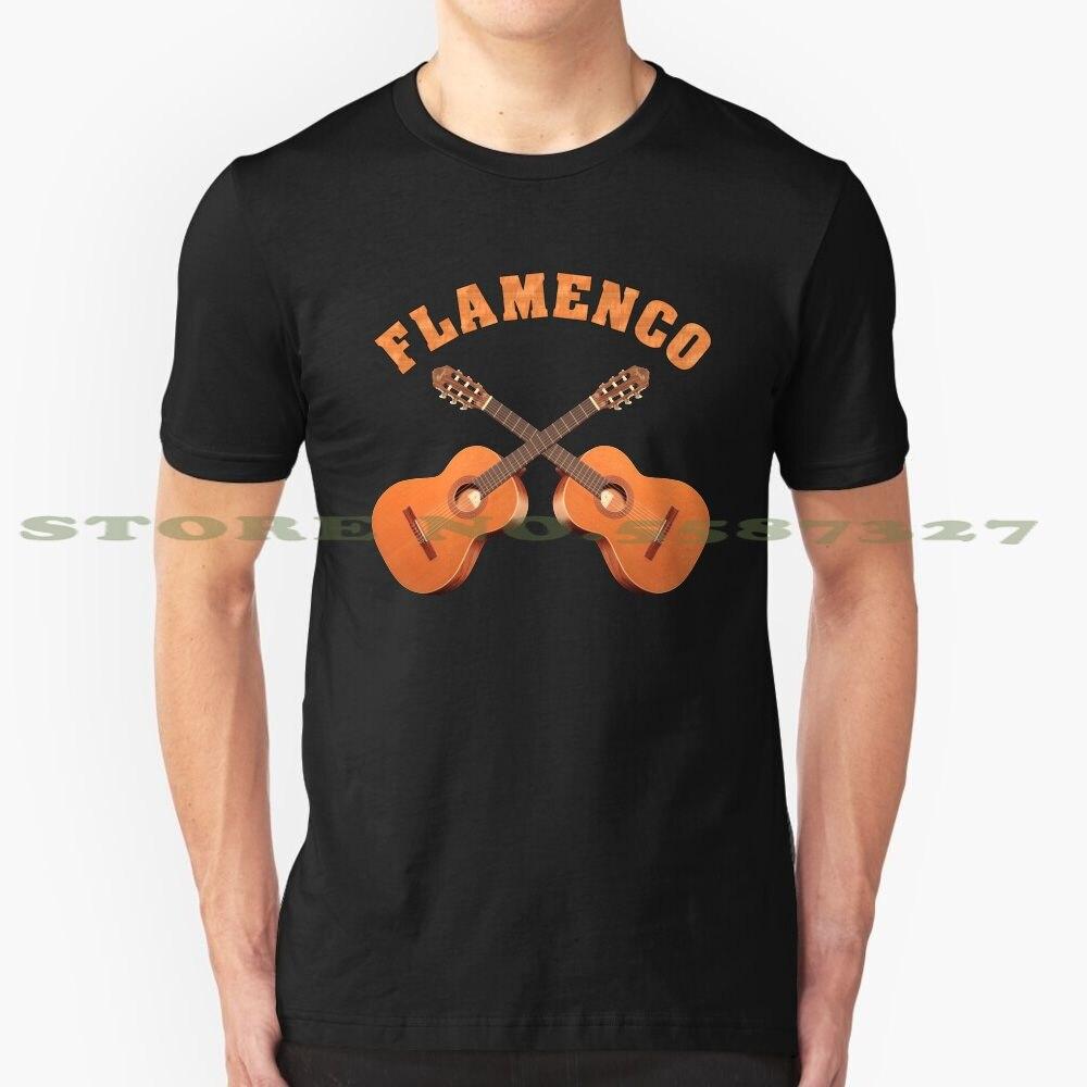 Camisetas Vintage Flamenco a la moda, camisetas, Flamenco guitarra guitarrista folclore folclórico, música española clásica