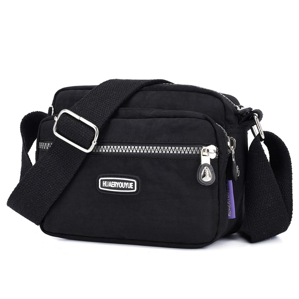 Nylon Shoulder Bag Waterproof Elegant Daily Shopping Handbag women messenger bag bimbaylola crossbody bag bolsos bimba y lola