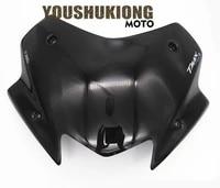 motorbike windshield wind deflector windscreens for yamaha t max 530 tmax530 dx sx 2017 2018 2019 black smoke tmax