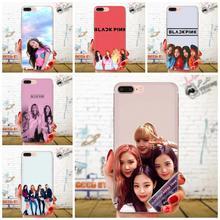 Blackpink Soft New Style Unique For LG G2 G3 G4 G5 G6 G7 K4 K7 K8 K10 K12 K40 Mini Plus Stylus ThinQ 2016 2017 2018
