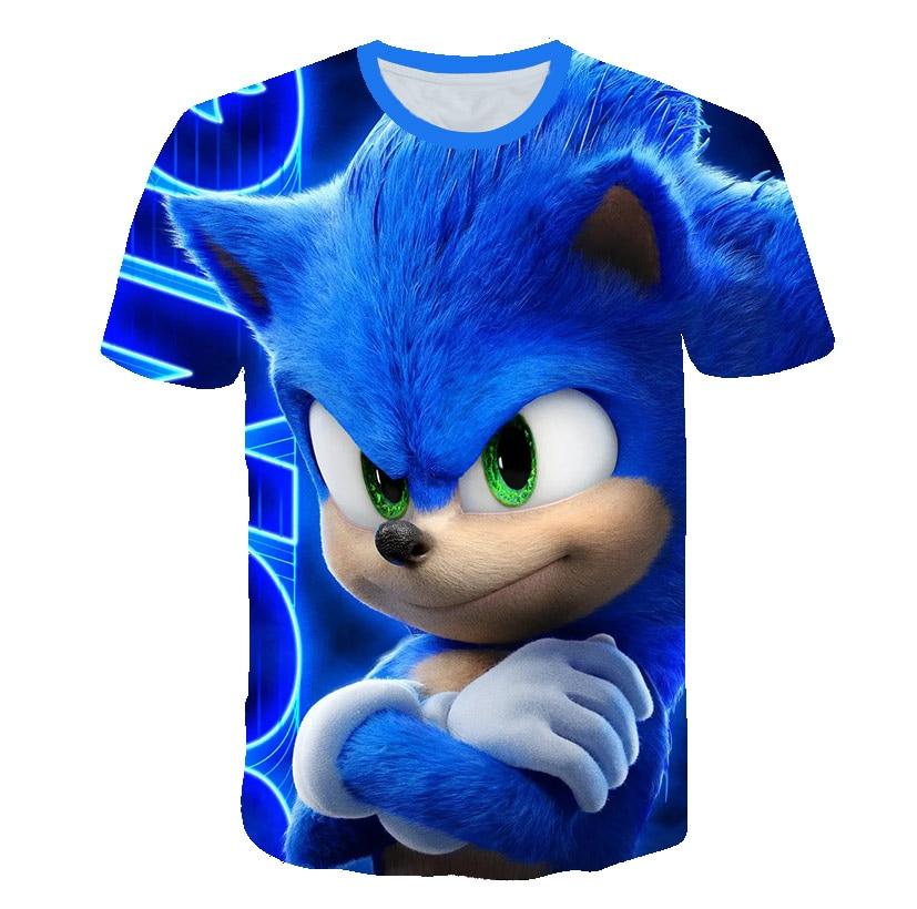 T Hemd Männer Kleidung Lego Star Wars 3D Drucken Casual Kurzarm T Shirt Herren Streetwear T Shirts Für Männer blaue Katze