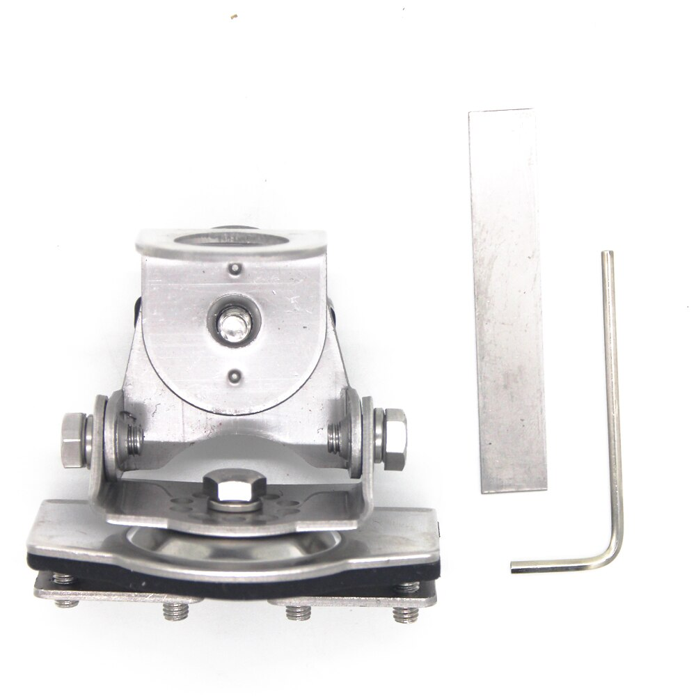 K3-66 нержавеющая сталь автомобильная антенна кронштейн крышка багажника крепление для хэтчбек кронштейн для мобильное радио антенны