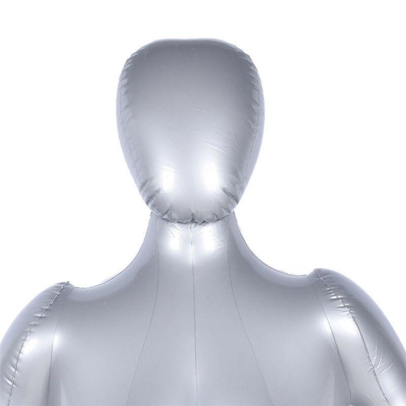 2019 New 168 Cm Height Inflatable Mannequin Model Torso PVC Underwear Display Female Full Body 168cm