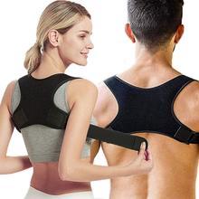 Correcteur de Posture réglable dos Fracture soutien enfants/hommes/femmes dos clavicule colonne vertébrale Correction de lépaule orthèse ceinture sangle