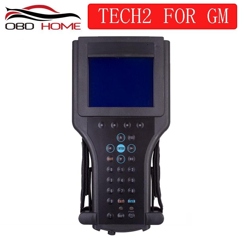 Scanner de carro Ferramenta de Diagnóstico Para A GM Tech2 Obd2 Preto Tecnologia 2 Scanner Para GM Para A SAAB Para OPEL Para SUZUKI para ISUZU Para Holden EN