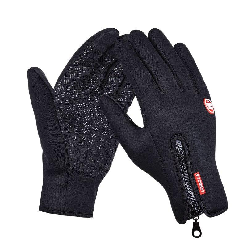 Deportes al aire libre de senderismo de invierno bicicleta guantes de ciclismo...