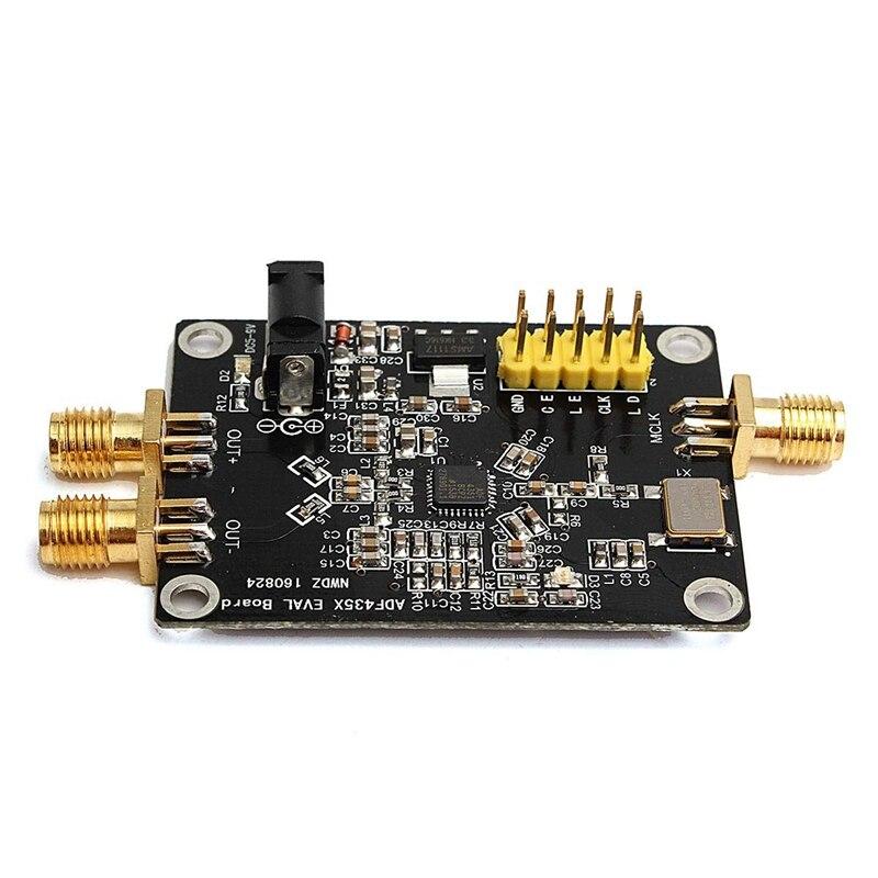HHO-Placa de desarrollo ADF4351 35 M-4,4 GHz PLL RF fuente de señal de frecuencia