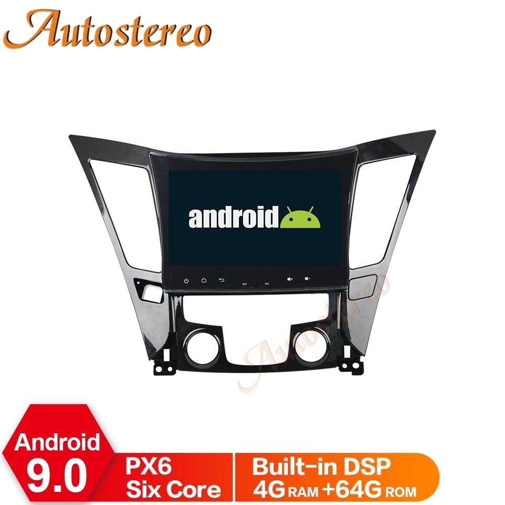 Android 9.0 Car 4GB Multimedia Player For Hyundai SONATA 8 I40 I45 I50 YF 11+ Auto Radio GPS Navigation Tape Recorder Head Unit