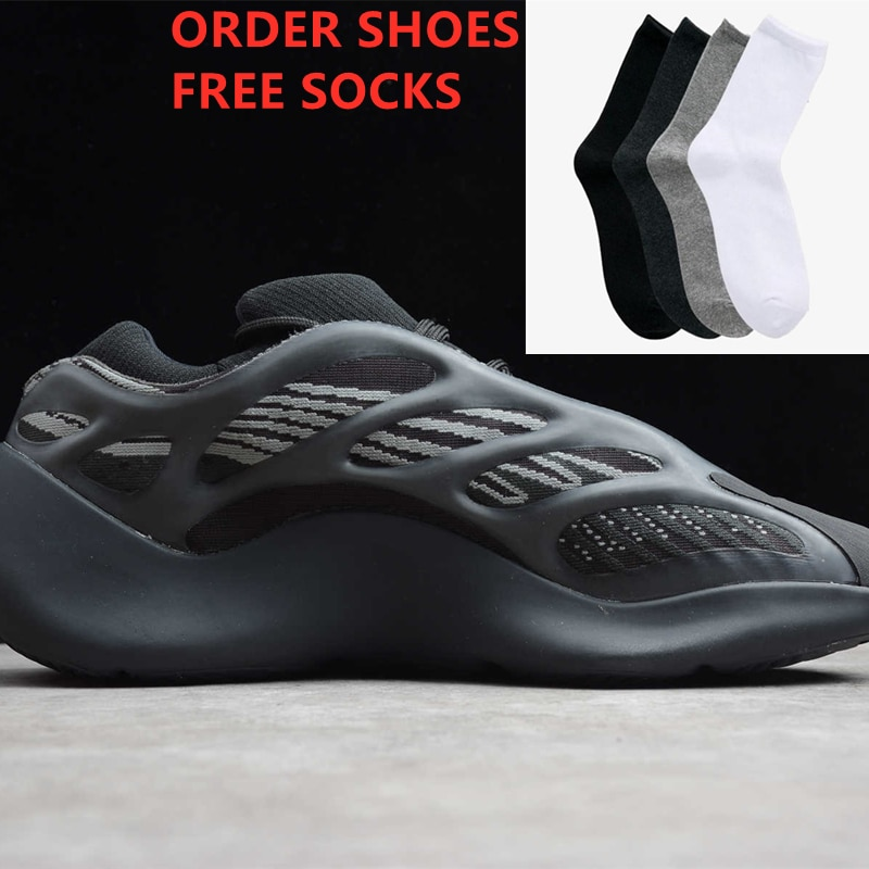 Brand New Casual Shoes Top Quality Meth Breathable Sneakers Comfortable 700 Unisex Sport Shoes Fashi