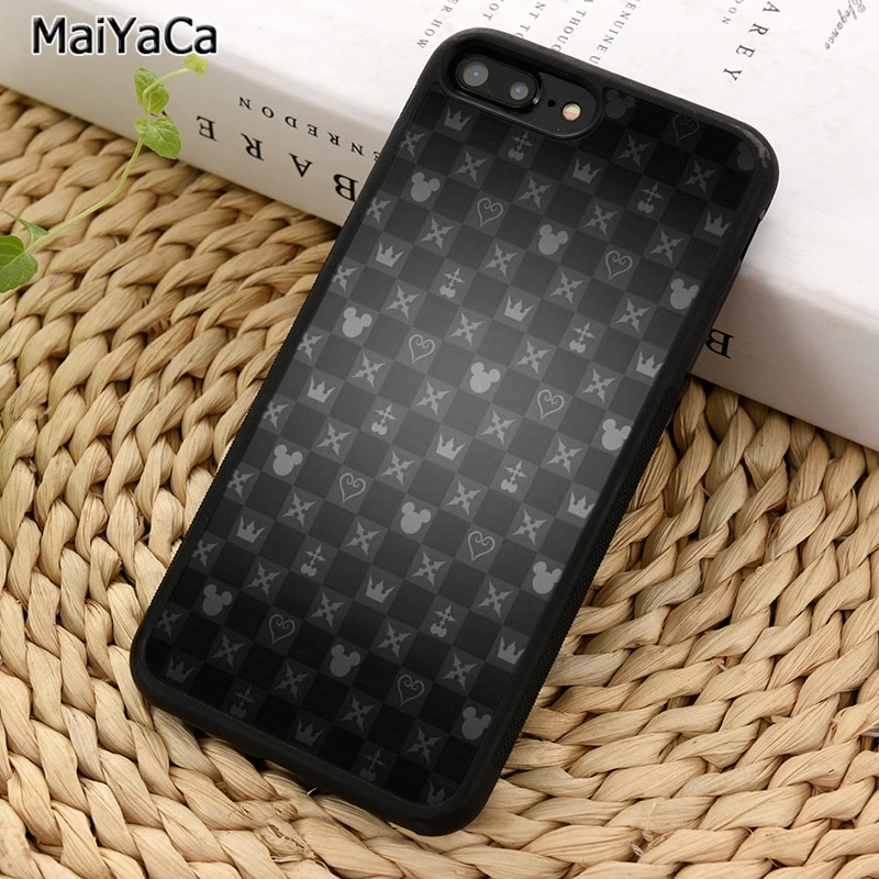 MaiYaCa Reino corazones SymbolFit funda para teléfono para iPhone X XR XS 11 Pro MAX 5 se 6 6 S 7 7 8 Plus, Samsung Galaxy S5 S6 S7edge S8 S9 S10