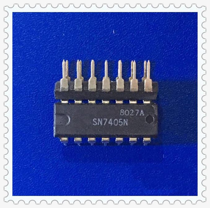 1PCS SN7405N SN7405 7405 DIP-14