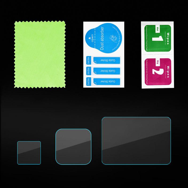 Protector de pantalla de vidrio templado para accesorios para cámaras deportivas para GoPro Hero 8