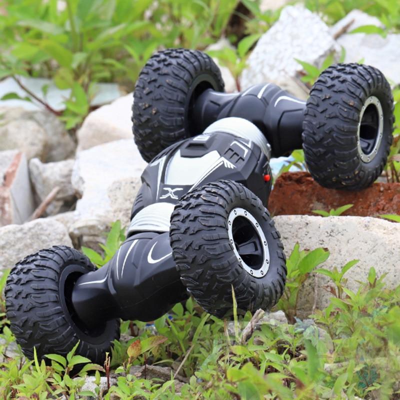 RC Car Radio Control 2.4GHz 4WD Twist Desert Cars Off Road Buggy Toy High Speed Climbing RC Car Kid Children Toy enlarge