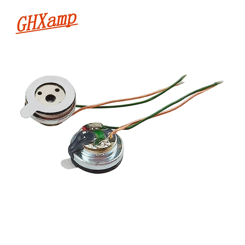 GHXAMP TWS In-ear 8mm headphone speaker 3rd generation unit Full Range Headset Driver Repair Earphon