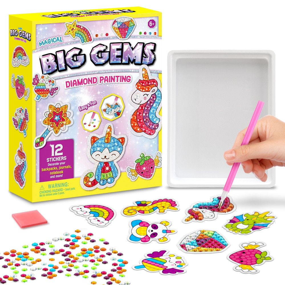 Children Recognition Toy Education Hand-Painted Graffiti Painting Set Watercolor Coloring Creative Cute Draw Toy Diy Handmade
