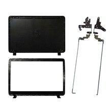 Laptop kılıfı HP Probook 450 455 G2 LCD üst kapak/LCD ön çerçeve/menteşeler 791689-001