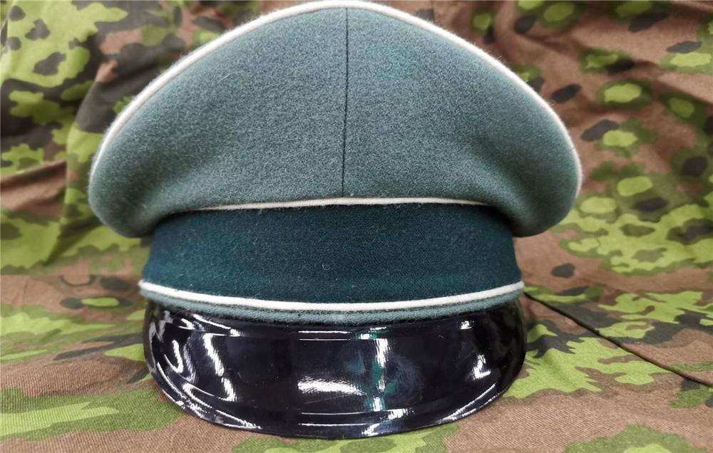 WW2 E.M.D قبعة صوف ألمانية M36 WH