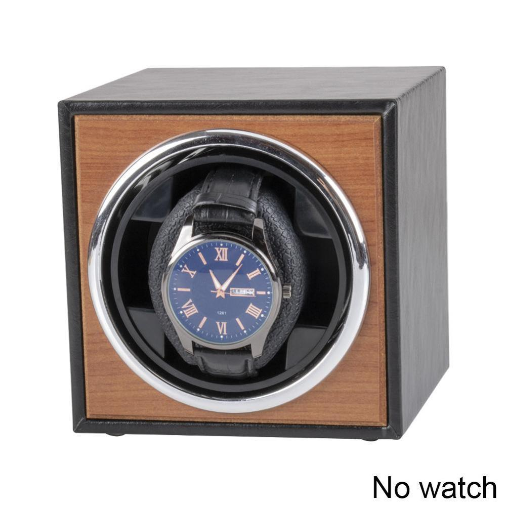 Watch Winder For Automatic Watches New Version 4+6 Wooden Watch Accessories Box Watches Storage Coll