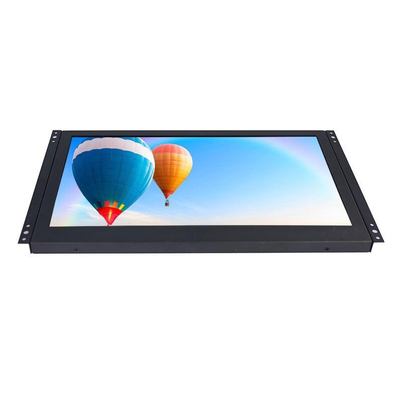 1280x800 10 بوصة مقاوم للماء TFT lcd الصناعية بالسعة/مقاوم شاشة تعمل باللمس جزءا لا يتجزأ من الشاشة