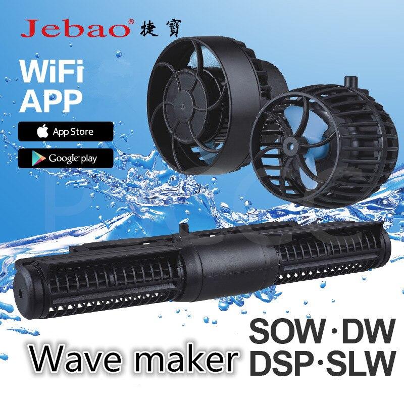 Jebao fabricante de la onda de la para APP WIFI inalámbrico/maestro/esclavo de Control de la bomba SLW10 SLW10M SLW20 SLW20M SLW30 SLW30M SLW-10 SLW-20 SLW-30