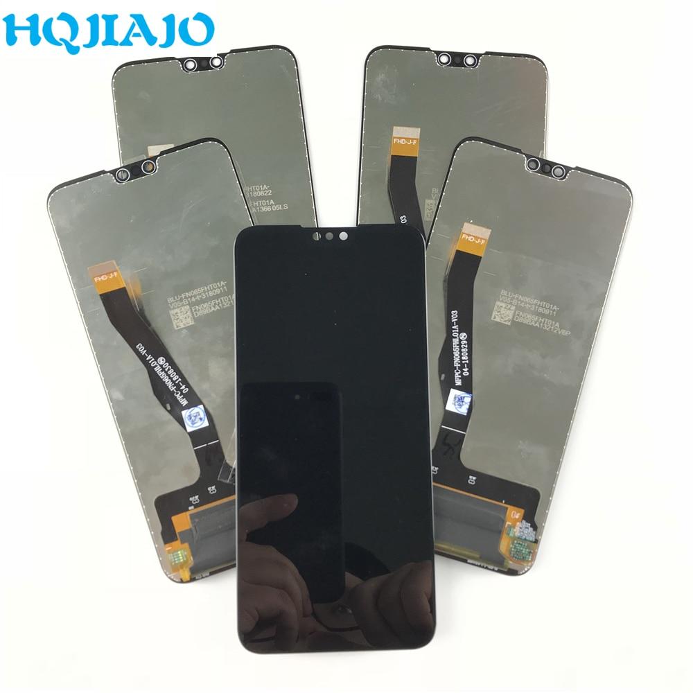 5PCS New LCD For Huawei Y9 2019 LCD Display Touch Screen Digitizer Assembly JKM-LX1 JKM-LX2 JKM-LX3 enjoy 9 plus LCD 6.5