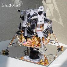 Hyperfein Apollo Landung Modul 3D Papier Modell DIY handgemachte Kreative Kunst Dekoration Persönlichkeit