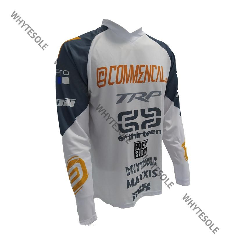2021 nuevo equipo Mtb camiseta de motocross Jersey para descensos MX ciclismo...