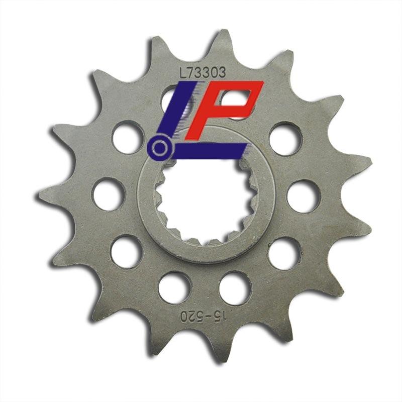 520 pinhão Roda Dentada Dianteira da motocicleta Para KTM 350 400 600 620 625 640 LC4 SX SC 690 LSE Enduro SM SXC 660 SMC 790 DUQUE de RALI