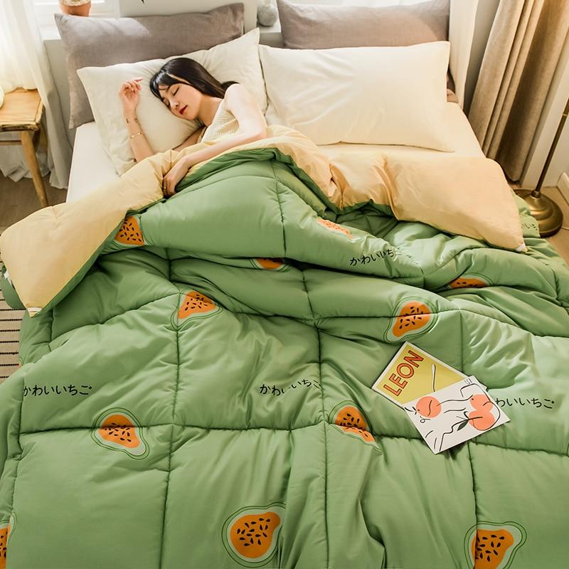 نمط هندسي الصيف/الشتاء لحاف البطانيات عالية الجودة اللحف تصميم جديد المعزي مناسبة للأطفال الكبار غطاء السرير