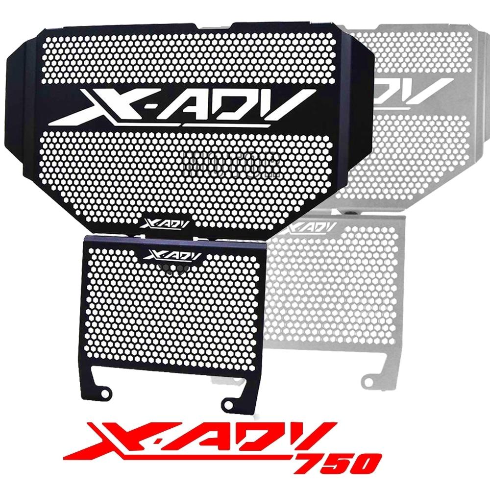 AliExpress - XADV750 Motorcycle Aluminum Radiator Grille Grill Guard Cover Protector For HONDA X-ADV 750 XADV X ADV 750 2017 2018 2019 2020