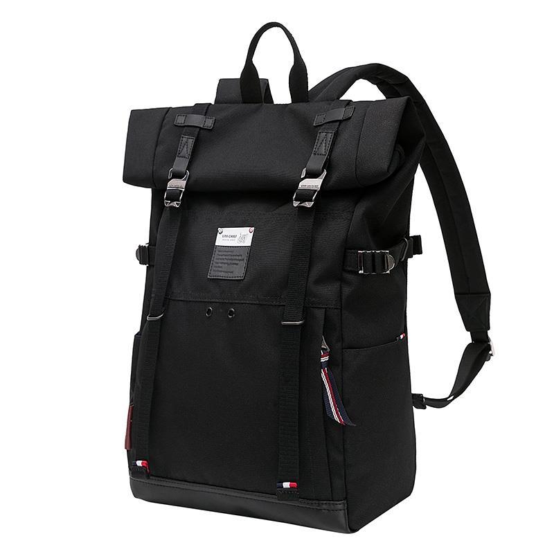 UIYI الأصلي حقائب الظهر الرجال الكورية سيدة عادية حقائب السفر مدرسة بنات كلاسيكي حقيبة ظهر للاب توب 2020 160102