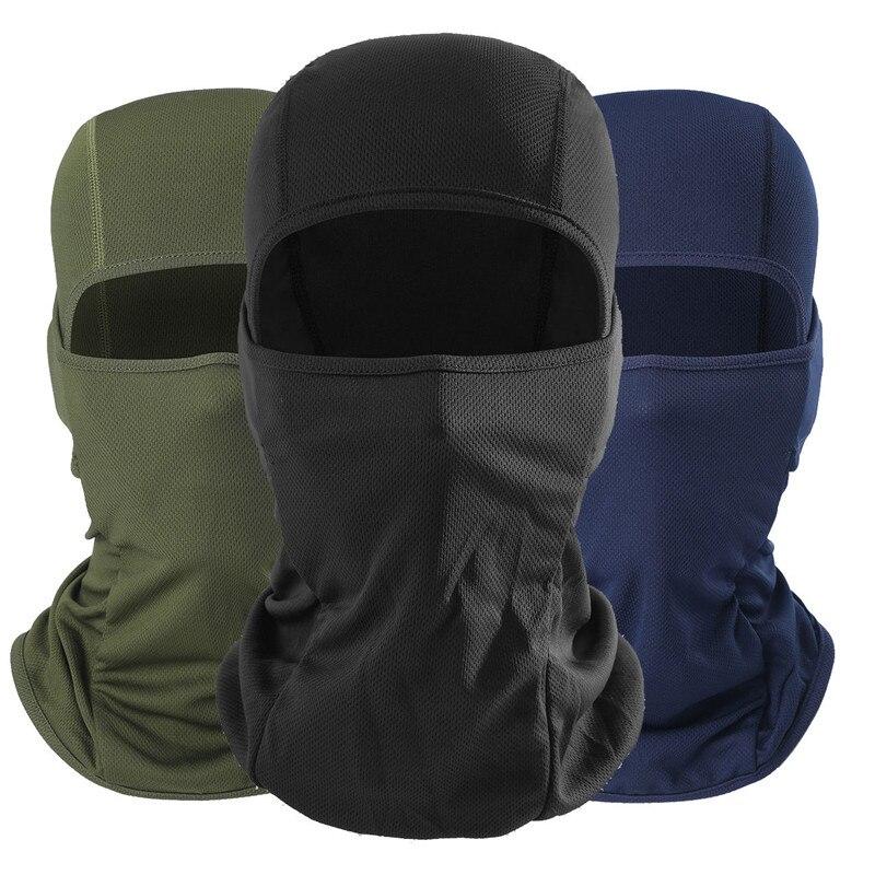 Balaclava Motorcycle Bike Sports Outdoor Ski Windproof Full Face Breathable Cycling Biker Shield Women Men Helmet