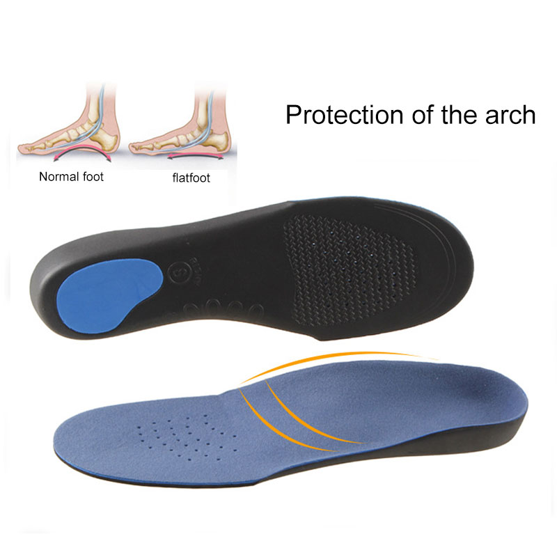 4d men and women universal sole flat insole flat foot insole support insole orthopedic massage mat sports insole nd 1 Flat foot orthopedic insole men's and women's arch support shoe insert pad EVA sole care insole sole sports shoe cushion sole