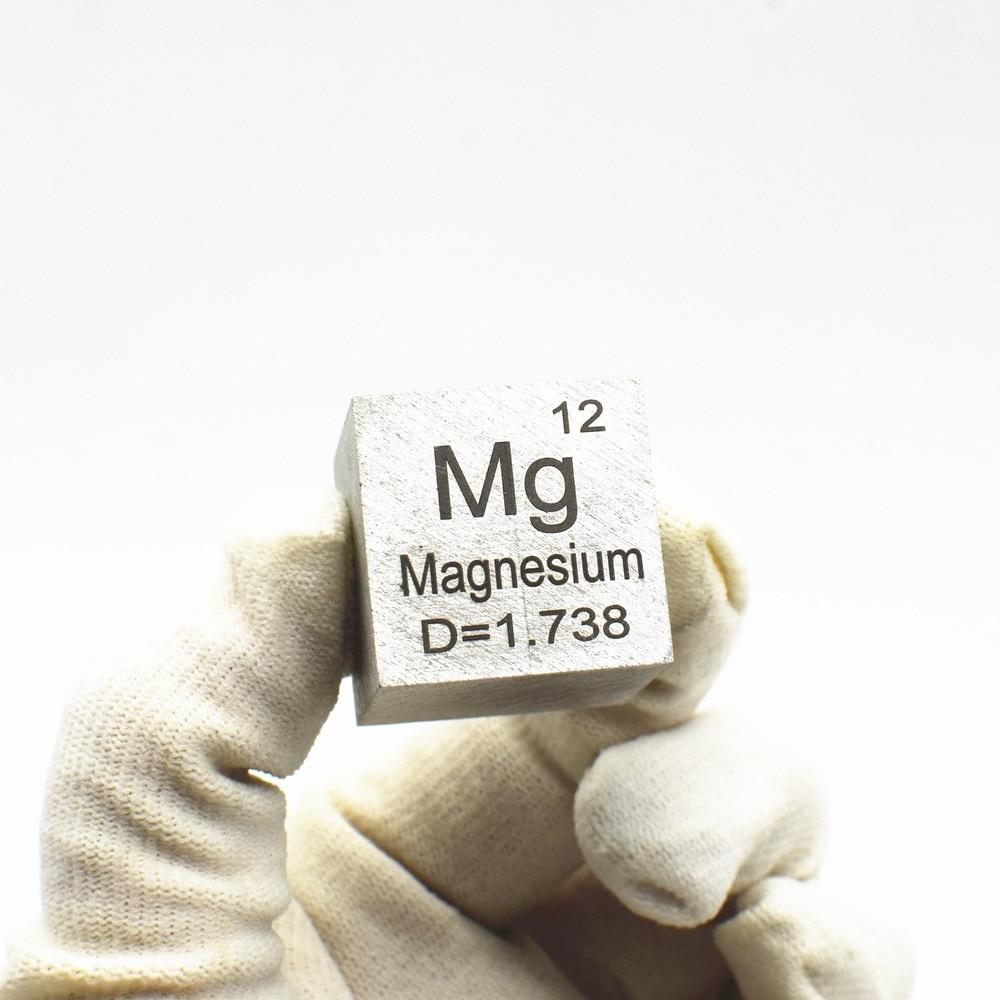 مكعب معدني من التنجستن ، 1 بوصة ، 25.4 مللي متر ، كثافة 99.95% ، نقي ، لمجموعة العناصر