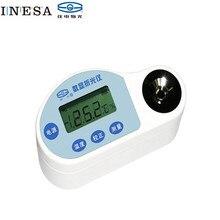 Test de fluide de coupe du réfractomètre numérique Portable WZB 45 (compteur de sucre)