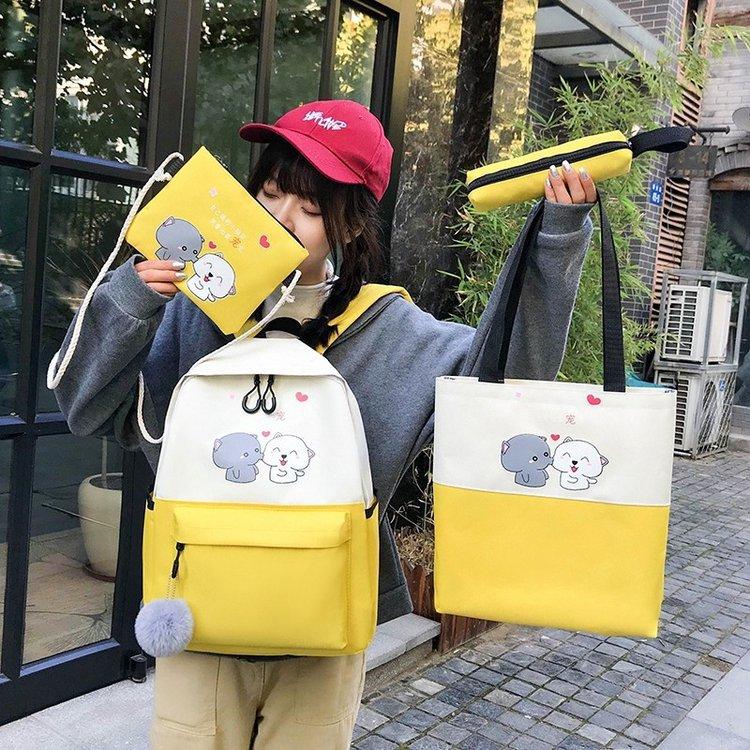 Рюкзак для школы, рюкзаки для подростков, стильные женские рюкзаки для школы 2021, женские сумки, рюкзак для ноутбука