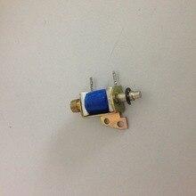 12VDC 24VDC empujar mantener/liberar 3-5mm carrera 2N 200g fuerza electroimán solenoide HCNE1-0416