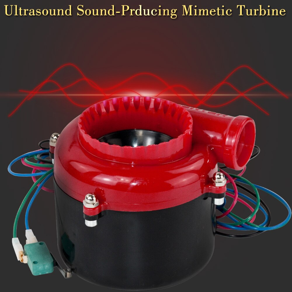 Envío Gratis electrónico Universal turbo válvula de descarga electrónica válvula de descarga Turbo sonido turbo eléctrico golpe de sonido analógico Bov