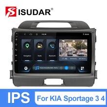 ISUDAR T54 Android 10 Auto Radio For KIA Sportage 2010 2011 2012 2013-2016 GPS Car Multimedia RAM 4G