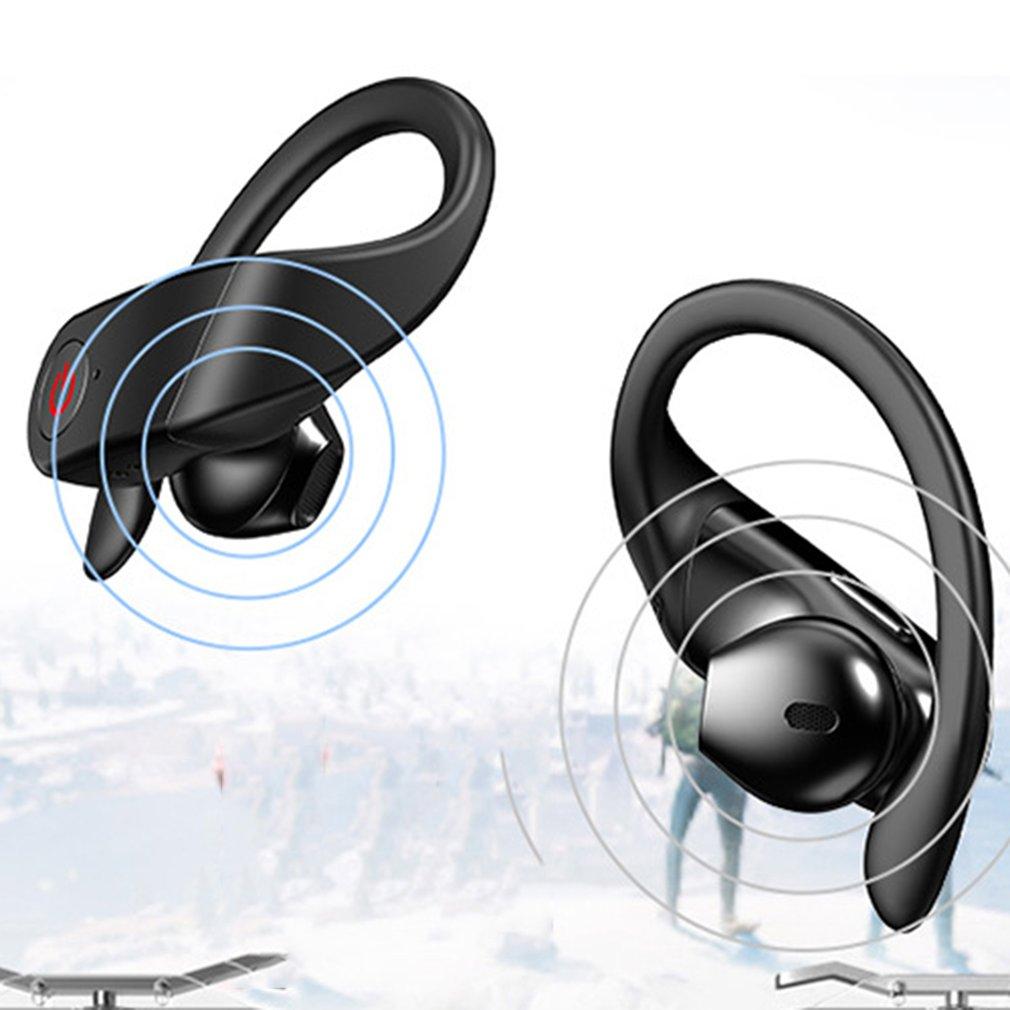 B10 Wireless Earphones True Wireless Earbuds Sport Earphones Bass Stereo Sweatproof For Running Gym Workout enlarge