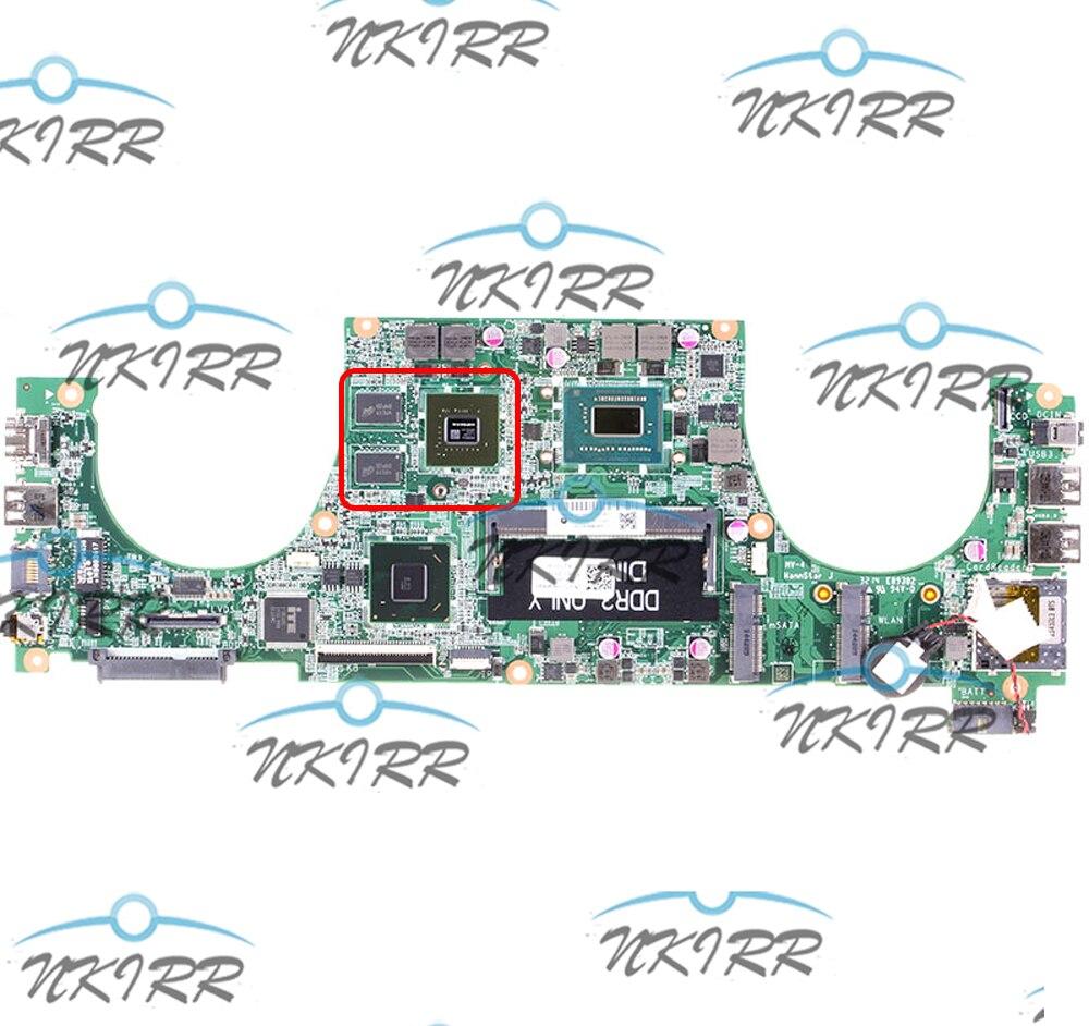 DA0JW8MB6F0 DA0JW8MB6E0 XX7YR CXCCD 7RGPX CWM1F I5 CPU GT630M 2G DDR3 اللوحة لديل Vostro 5460 V5460