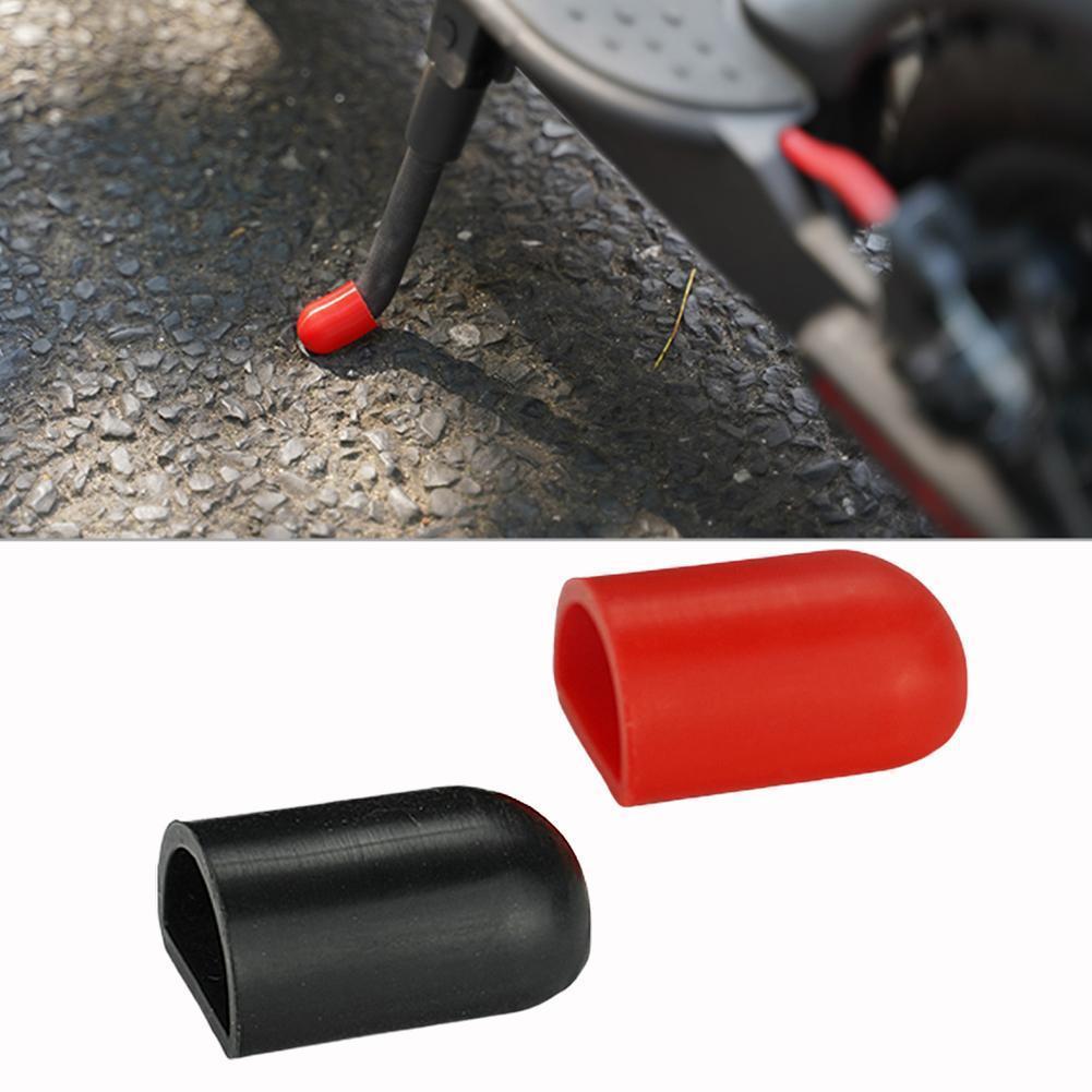 Para m365 es2 xiaomi ninebotelectric scooter suporte de silicone skate caso almofada capa pé acessórios proteção fo v5b2