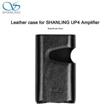 Étui en cuir Shanling pour amplificateur UP4