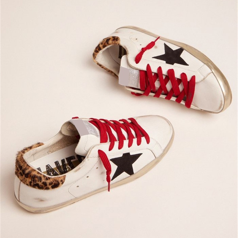 Autumn and Winter New Products Children Casual Shoes Retro Distressed Small Dirty All-match Breathable Parent-child QZ67 enlarge