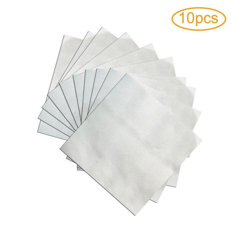 5/10/20 piezas parche de cuero parche adhesivo de respaldo de cuero parche de asiento de cuero para la reparación de las chaquetas de los asientos del coche del sofá bolsos
