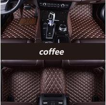 Alfombrillas de coche personalizadas para Land Rover todos los modelos Rover Range Evoque Sport Freelander Discovery 3 4 tapes para coche