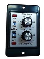 ANLY ATDV-YD רב שלב כפול-מתכוונן זמן הגבלת ממסר כפול עיכוב ממסר 220V